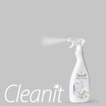 NOVELLINI - Cleanit - Kit pulizia flacone con vaporizzatore