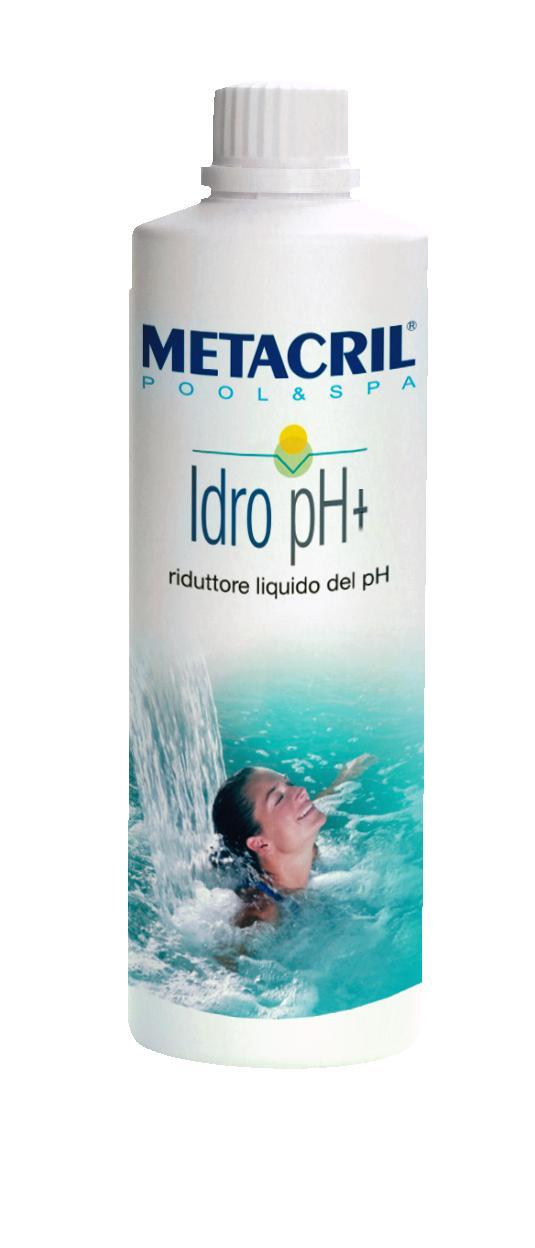 IDRO PH+ 1Lt - Innalzatore del Ph dell'acqua in forma liquida
