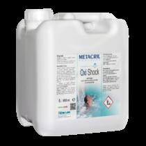 OXIGEN SHOCK - 5 It - Trattamento shock a base di ossigeno attivo in forma liquida