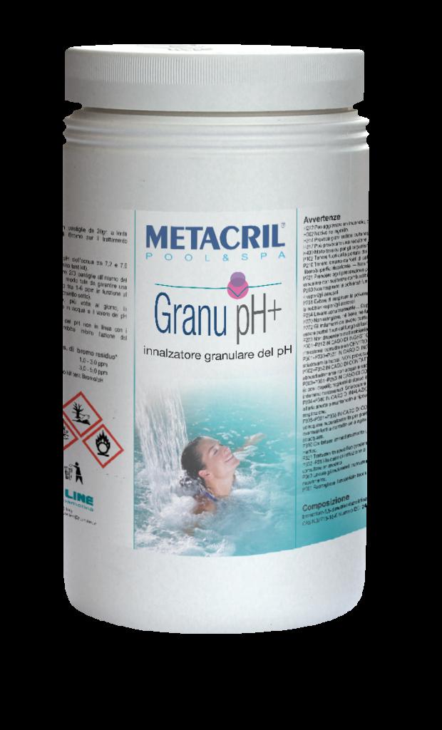 GARNU PH+ 1Kg - Innalzatore del Ph dell'acqua in forma granulare
