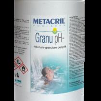 GRANU PH- 1,5Kg - Riduttore del Ph dell'acqua in forma granulare