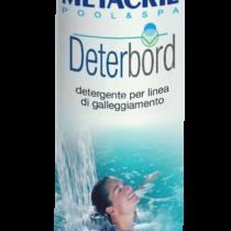 DETERBORD 750 Ml - Detergente per linea di galleggiamento della SPA o Piscina