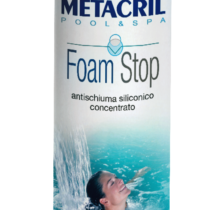 FOAM STOP 500Ml - Antischiuma siliconico concentrato per SPA e piscine