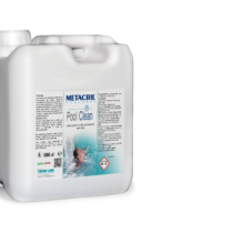 POOL CLEAN 5 Lt - Detergente, sgrassante concentrato per piscina