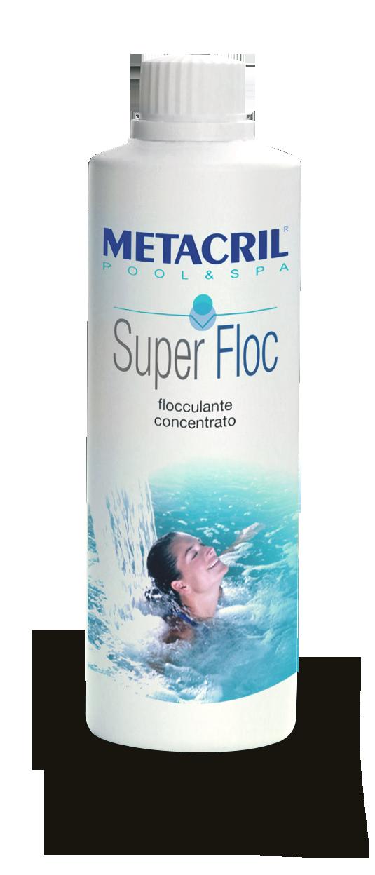 SUPER FLOC 1Lt - Flocculante concentrato