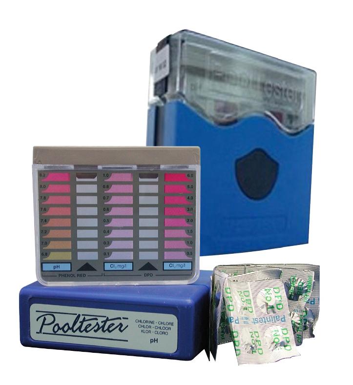TESTER PH/O2 PLUS - Tester in pastiglie per la misurazione di Ph e Ossigeno