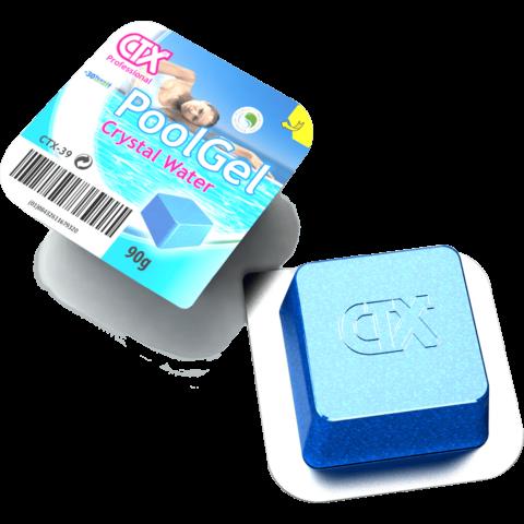 CTX-39 Poolgel - Flocculante con formulazione in gel in confezioni monodose