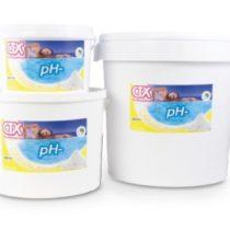 CTX-10 PH – Abbattitore di Ph granulare 8 Kg