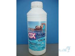 CTX-75 Sgrassante linea di galleggiamento 1 Lt