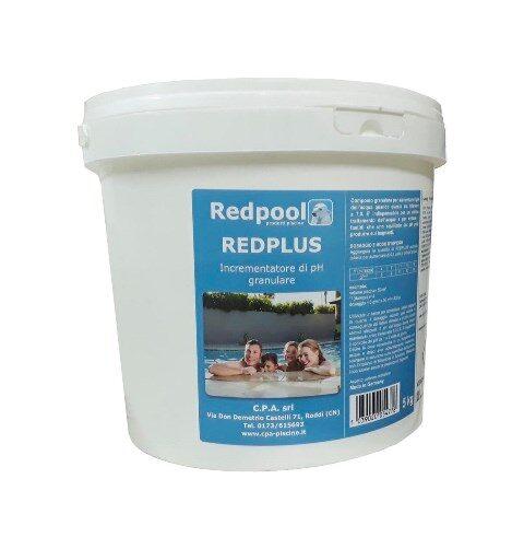Redplus Granulare 5 kg - per aumentare il ph