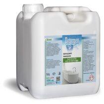 DETERGEN - 5Lt - Detergente anti graffio per vasche e superfici acriliche