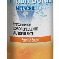 FLASH SOLAR - 500ml Trattamento idrorepellente e autopulente per pannelli solari