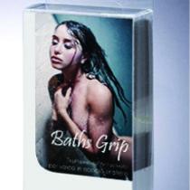 Bath Grip 50 ml x 2- Trattamento antiscivolo per vasca in acciaio