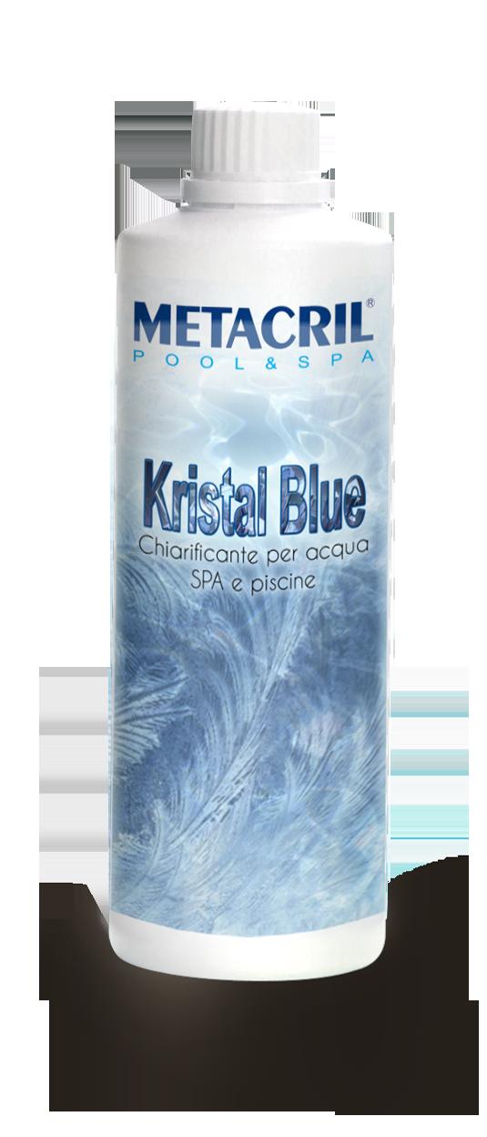 KRISTAL BLUE - Chiarificante da 1 Lt