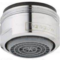 HANSGROHE - 13914000 Rompigetto/Areatore per BIDET con riduttore di portata 7,2 l/min. e sistema anticalcare