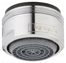 HANSGROHE-13912000-Rompigetto/Areatore per LAVABO con riduttore di portata 7,2 l/min e sistema anticalacare