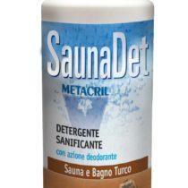 SaunaDet 500ml-Detergente igienizzante con azione nutriente per sauna